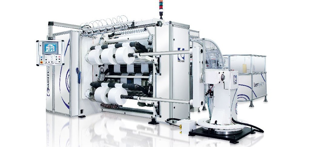 Jindal Group purchases three new slitter rewinder machines from Laem System